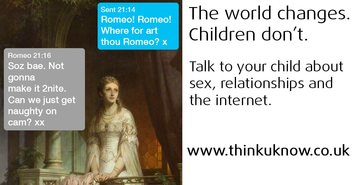 ChildrenCommissioner on Twitter   quot Webcams open a window into your child  39 s bedroom  Thinkuknow https   t co aLfT0IP0cw  CEOPUK https   t co 1pZukFOLxx quot