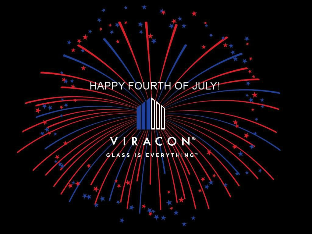viracon on twitter happy 4th of july from viracon
