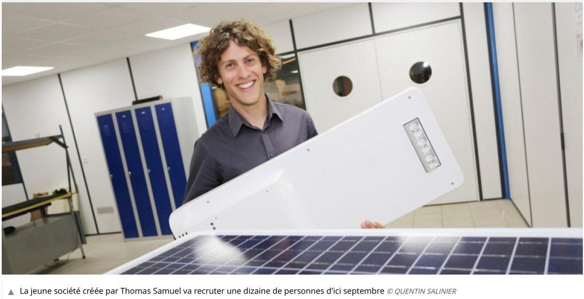 .@SunnaDesign, #startup #Ecoparc lance son #usine du futur & recrute #EnR @NvelleAquitaine https://t.co/3LbyeveCQo]