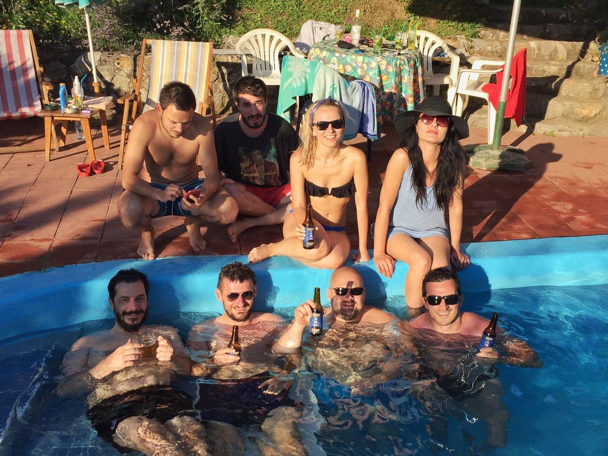 Zasluženi odmor i poziranje sa najboljim pivom 🍺🍺@Dogmabrewery @CMA_serbia @Webiz_ZR https://t.co/rhzilsfjNa
