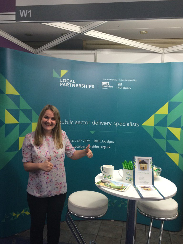 Looking forward to @LGAcomms annual conf starting tomorrow. Come & visit us at stand W1, loads of exciting stuff!