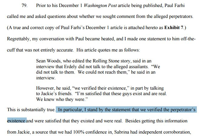 """Haven Monahan"" doesn't exist. But RS editor still says under oath that magazine ""verified"" his ""existence."" https://t.co/iSXa5FyS8b"