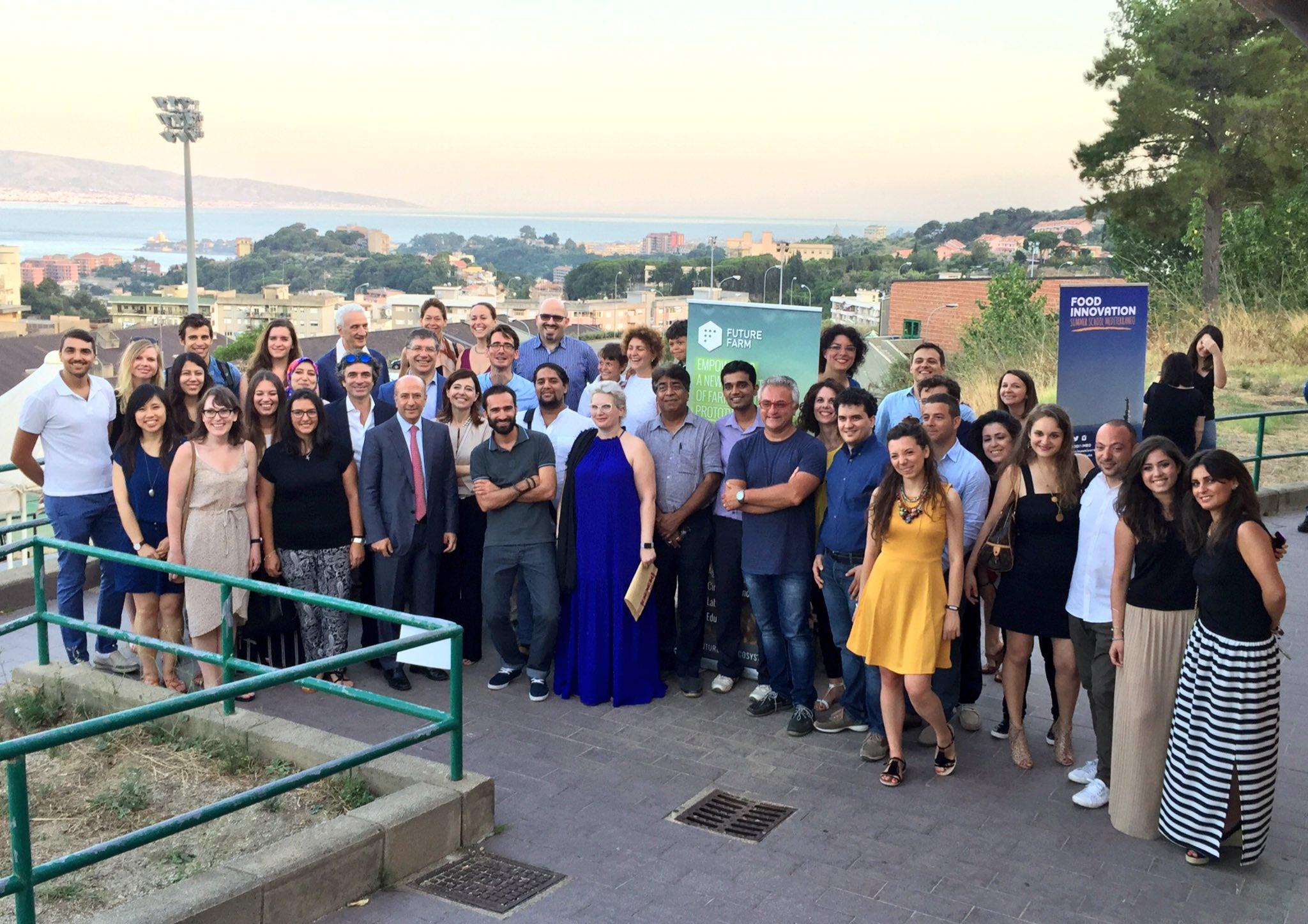 Thumbnail for Food Innovation Summer School Mediterraneo