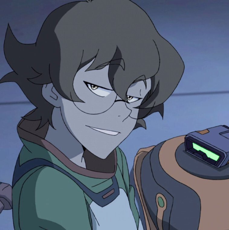 """New Defender 2018 >> he/she is cis on Twitter: """"Pidge Gunderson (Voltron: Legendary Defender) is a cisfemale.…"""