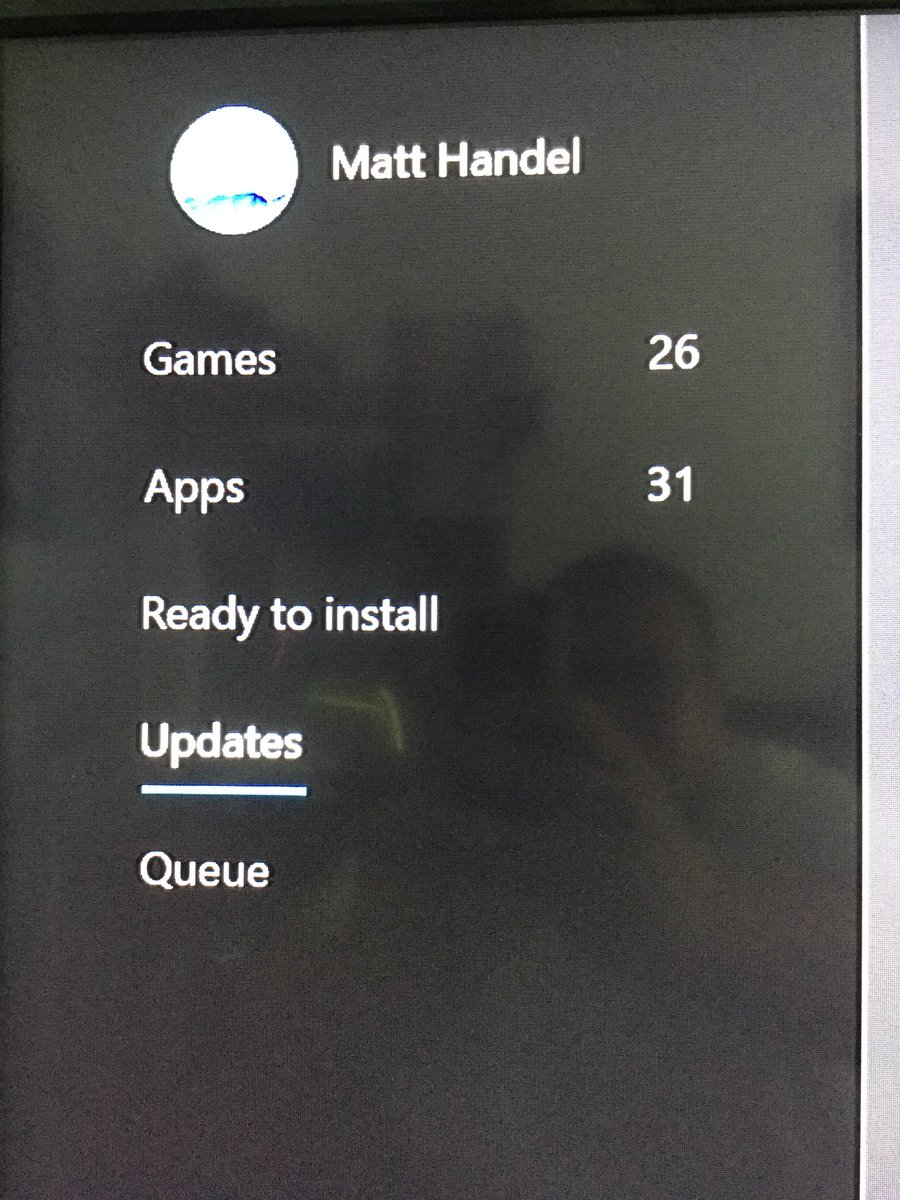 """@XBM_Network @XboxMAD New """"Updates"""" tab is included in today's latest preview build. #XboxOne https://t.co/peHz0AKNYb"""