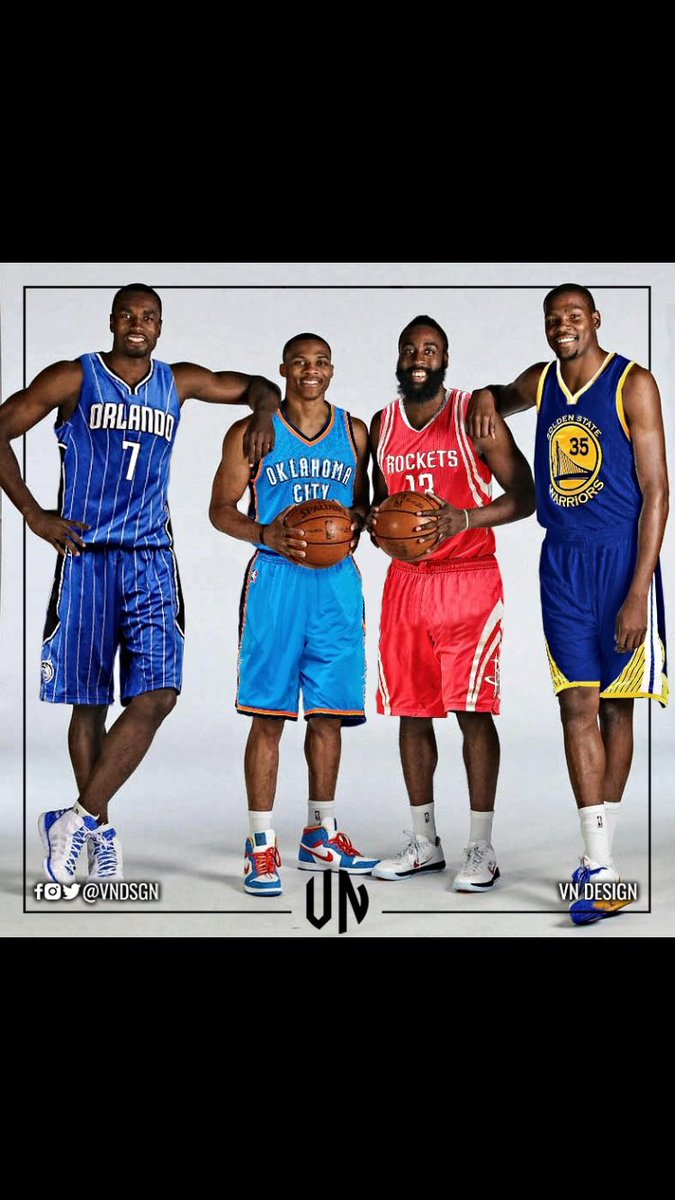 Damn, what could have been.  If the @NBA kept the team in Seattle, they would have kept it together.  But ...
