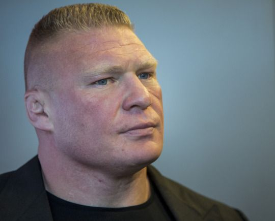 WATCH: Brock Lesnar gives his UFC 200 prediction to @HeymanHustle on @YahooSports: https://t.co/GQgACkGP3t https://t.co/RaOcwGMnFn