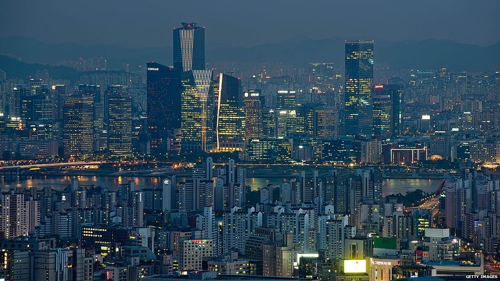 South Korea launches first Internet of Things network