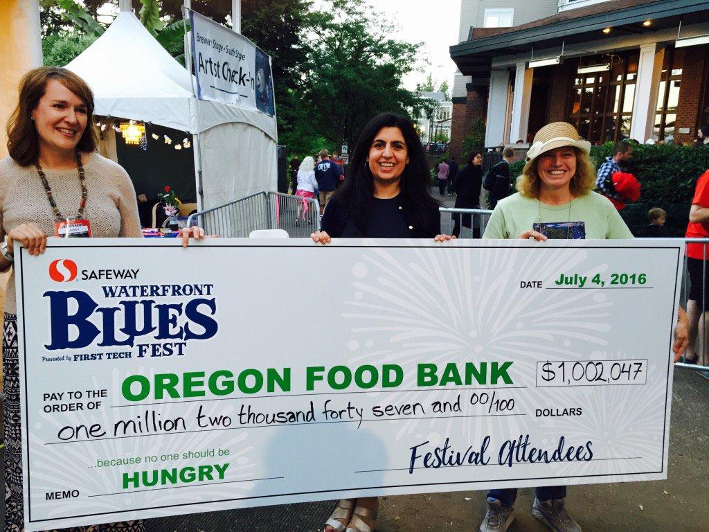 Amber Lindsey Oregon Food Bank