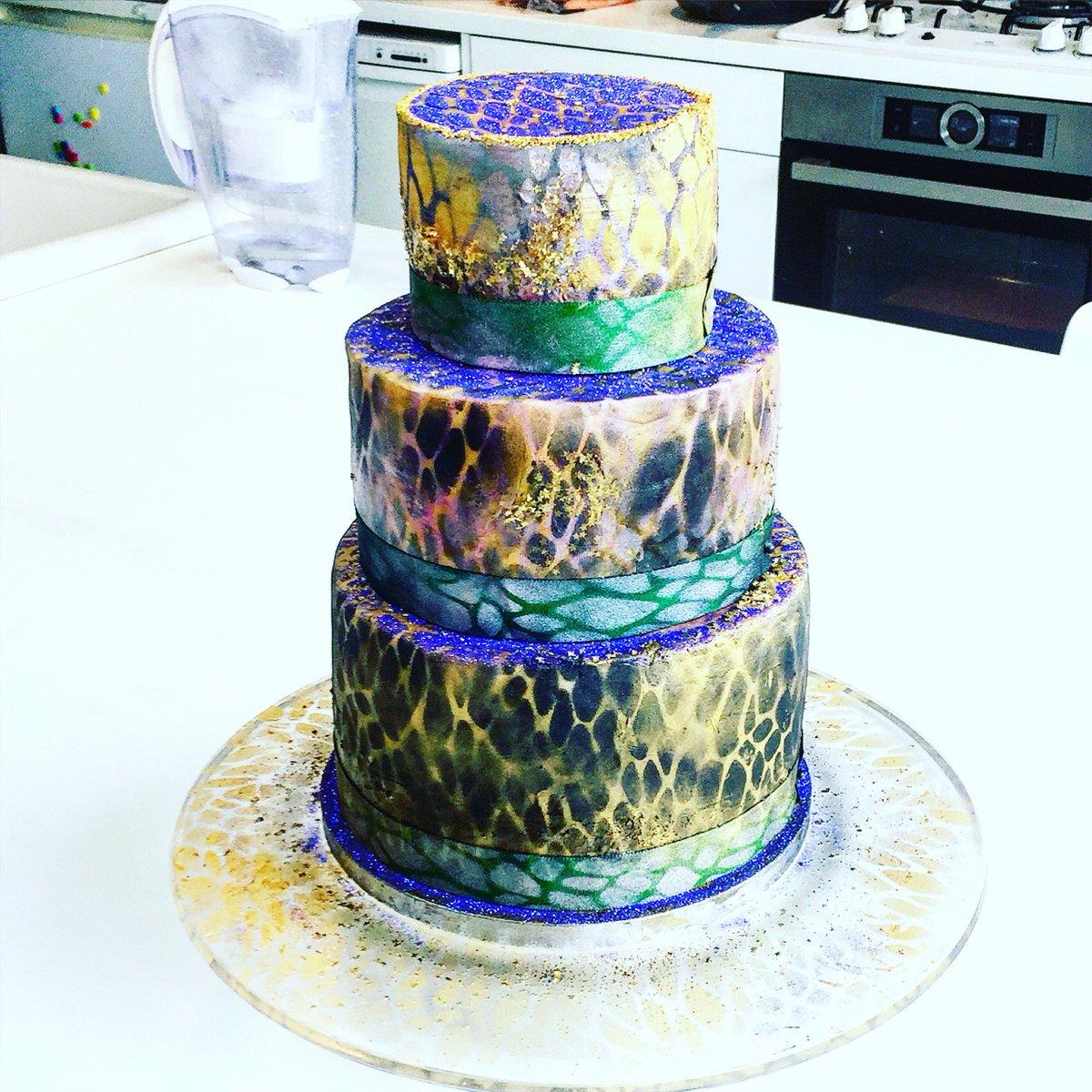 Strange Kate Henry On Twitter Reptile Birthday Cake No One Noticed The Personalised Birthday Cards Xaembasilily Jamesorg
