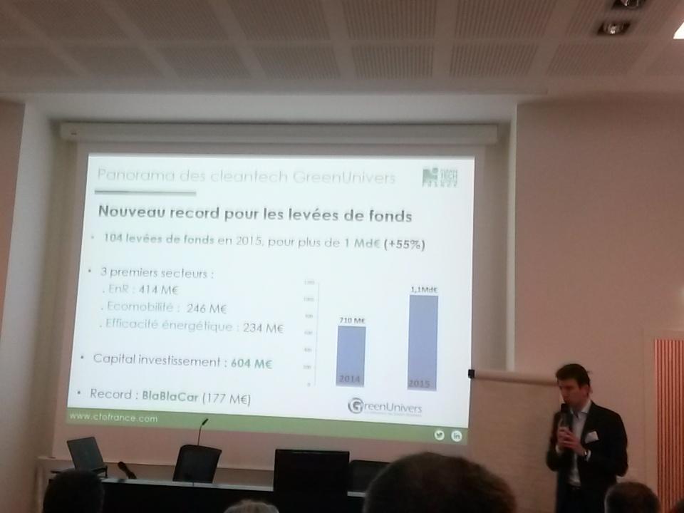 Bordeaux Technowest partenaire du CleanTech Open France premier jury aujourd'hui à Paris