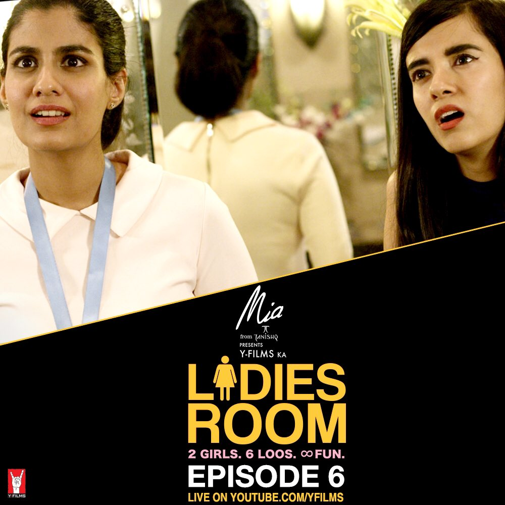 Ladies Room Finale Episode Proves Good, But Can't Be Called Great!