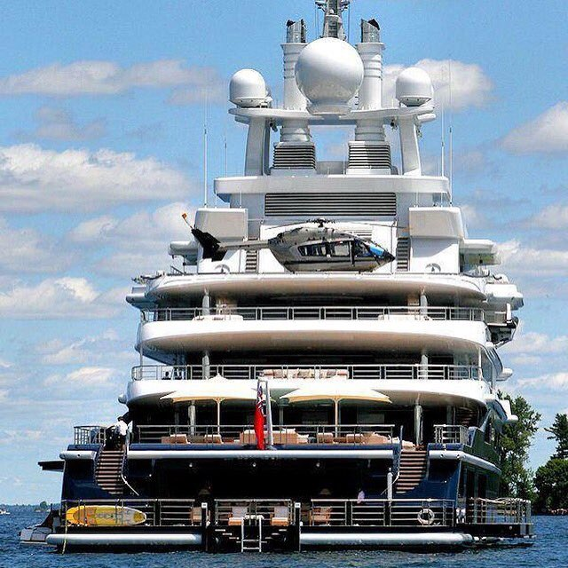 Opulent Yachting On Twitter My Luna 115 Metres Contact Https T