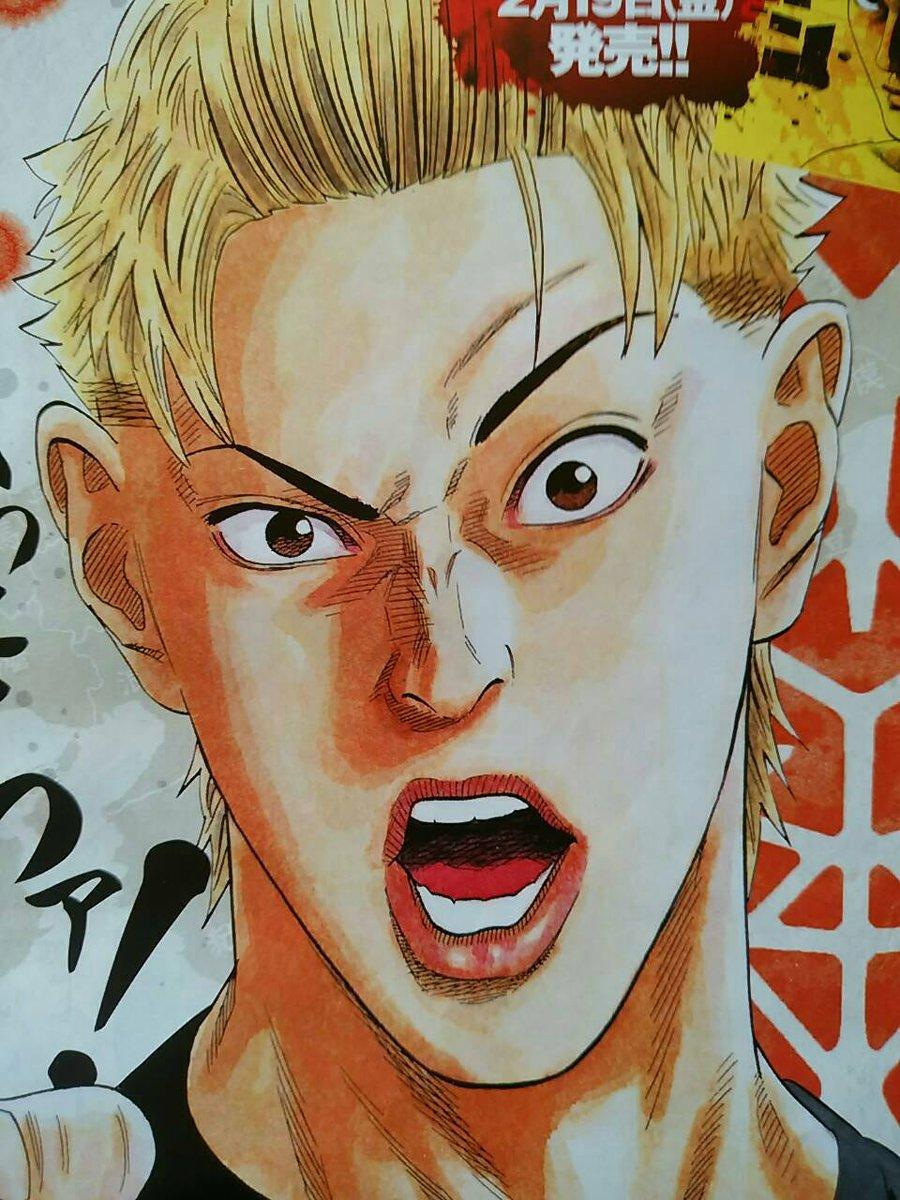 "TADASHI on Twitter: ""髪の毛金..."