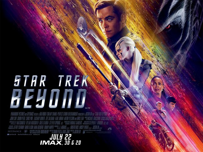 Star Trek Beyond London film premiere confirmed for Tuesday 12th July 2016 https://t.co/207hqYkwLs