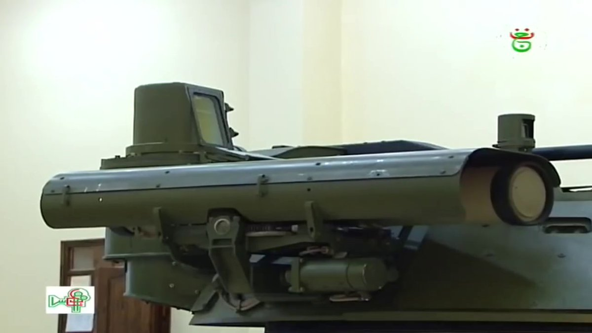 الجزائر تنشر 304 مدرعه BMP-2M مزوده بوحدات قتاليه نوع Berezhok CmmHy1UXYAAJiwK