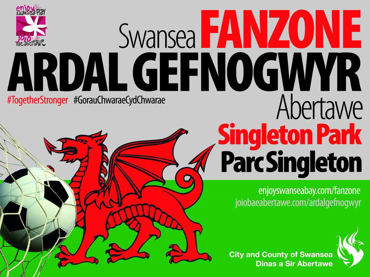 Our FREE fanzone will be gates open at 5pm tomorrow. #WALPOR #TogetherStronger https://t.co/fh55WoQNry