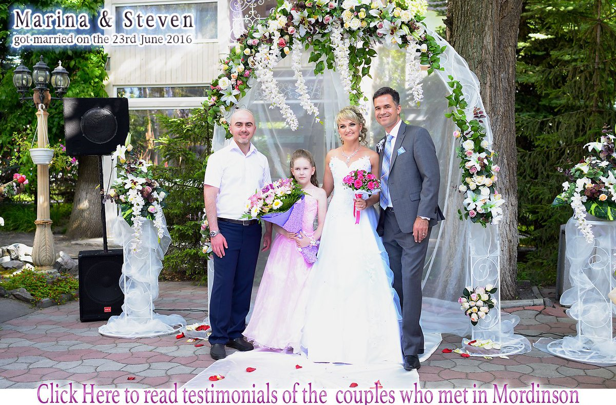 mordinson marriage agency