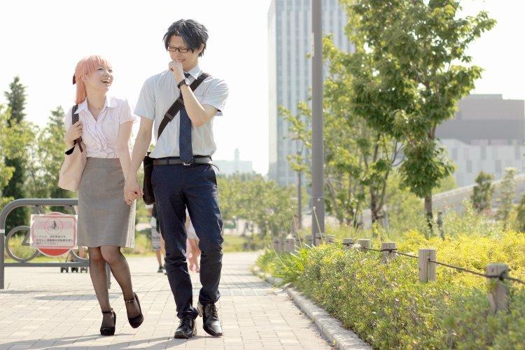 【ヲタクに恋は難しい】 こんなデートもありですか。 \u203bコスプレ桃瀬成海ぴの太郎二藤宏崇HIKARU ヲタクに恋は難しいpic.twitter.com/iU9SLMSL3j