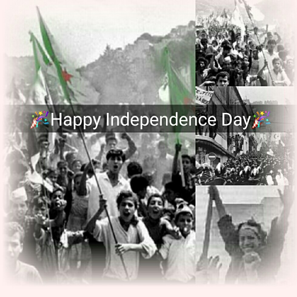 @Estherwuff Today it's our independence day here in Algeria #5ThOfJuly #5juillet1962  can you wish Us ! LOVE YOU <br>http://pic.twitter.com/GtRWJlvhPo