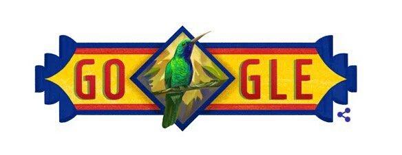 tal vez los diseñadores de [GOOGLE]  recibieron el brief errado acerca de Venezuela.  #doodle  #DiaDeLaIndependencia https://t.co/iz0SLnhH8G