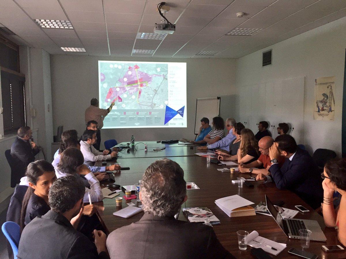 Présentation @Bdx_Technowest #aéronautique à la délégation du #mexique & de l'état du @gobiernogto @miguelmarquezm
