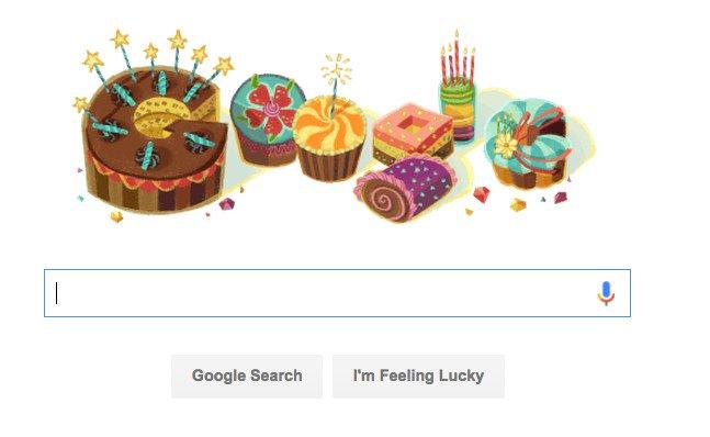 Thank You Google For The Birthday Wishespictwitter BQNcFRZdj7