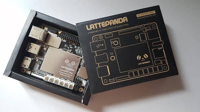 Meet the LattePanda, a tiny Windows 10 PC for the Internet of Things