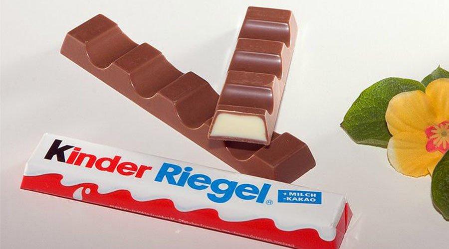 """Kinder Cioccolato Ferrero con """"possibile cangerogeno"""""""