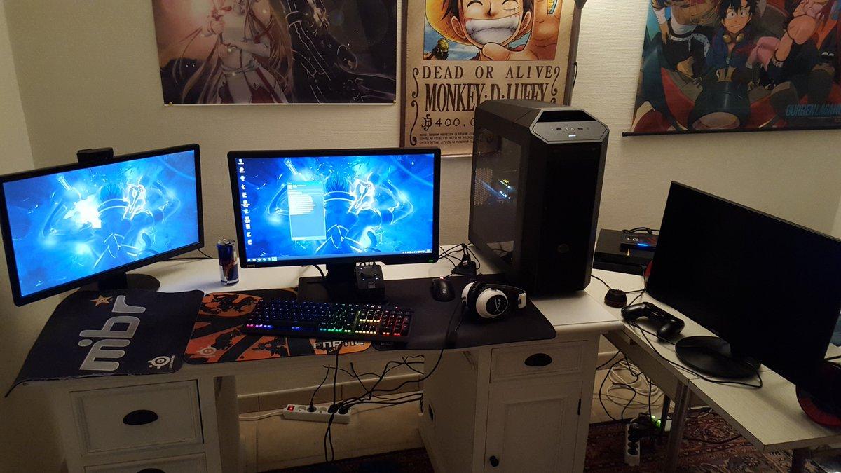 Un espace détente bureau gaming de fou furieux modifications