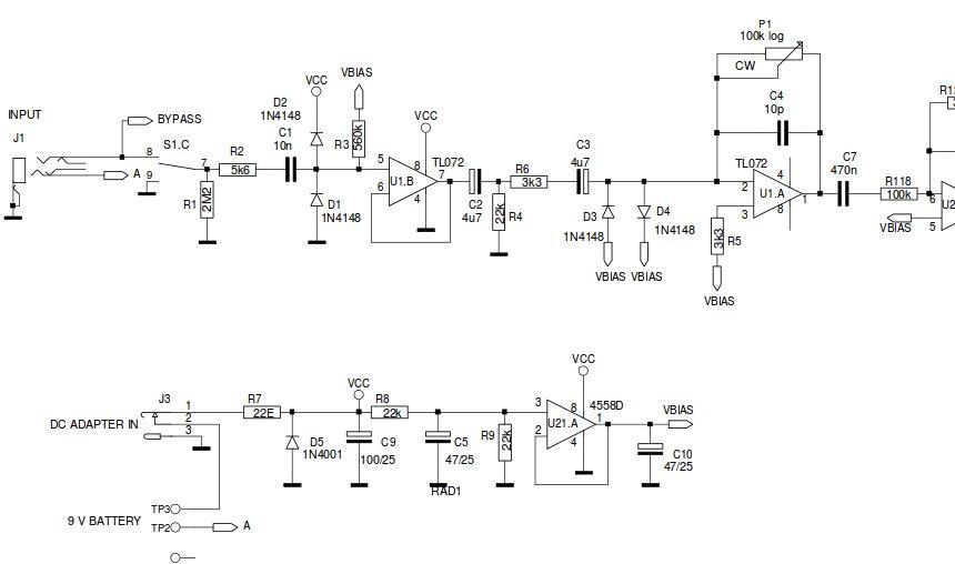 Bogner Schematic - Wiring Diagrams on