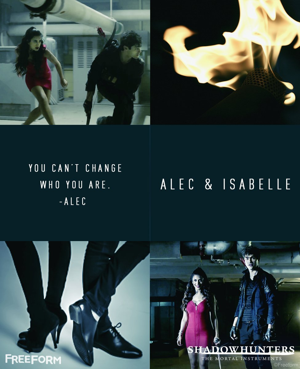 RETWEET if Alec & Izzy are your fave sibling duo! #Shadowhunters https://t.co/BQAnozTUVd