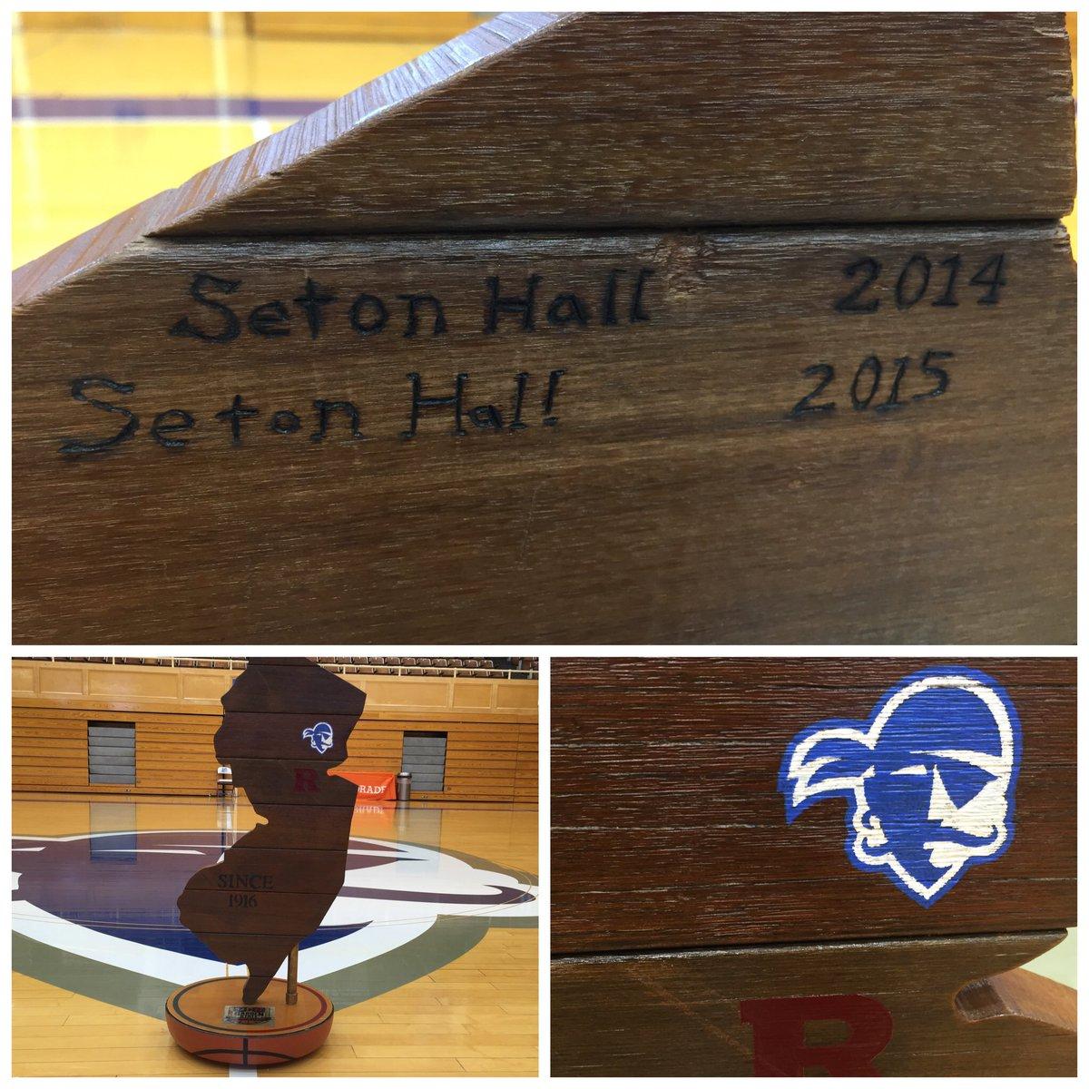 Seton Hall Basketball on Twitter: \