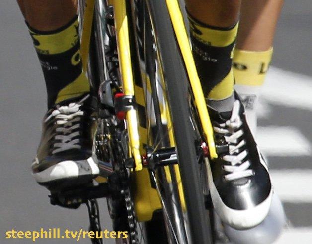 For those who wanted a close up of Bryan Coquard's lace-up shoes... https://t.co/20ln1dwzRN