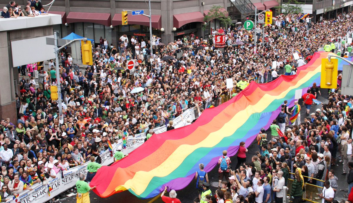 Jewish groups will hit the streets for the toronto pride parade