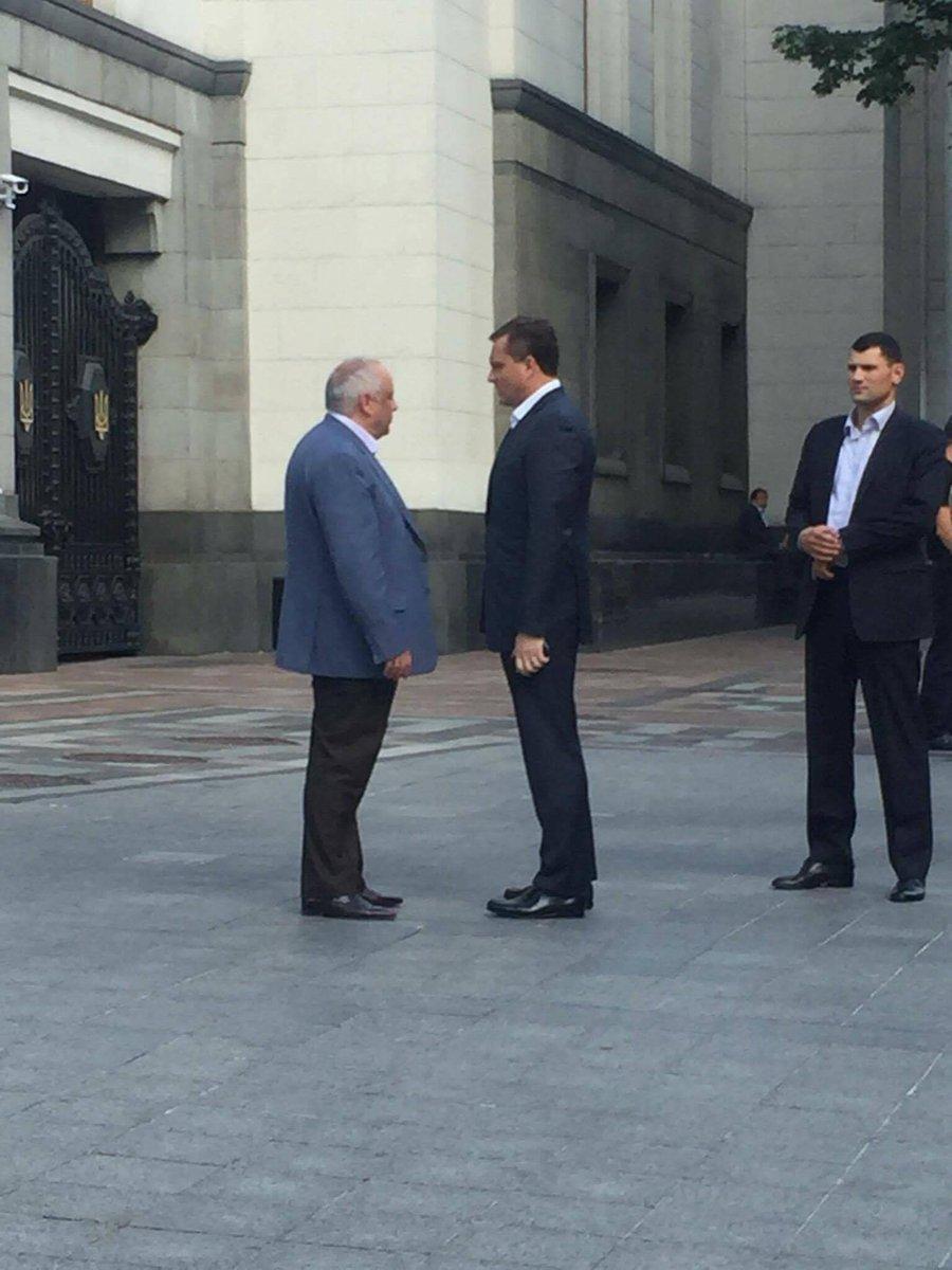 Сегодня лидеры фракций и Порошенко с БПП будут обсуждать разблокирование парламентской трибуны, - Ляшко - Цензор.НЕТ 9441