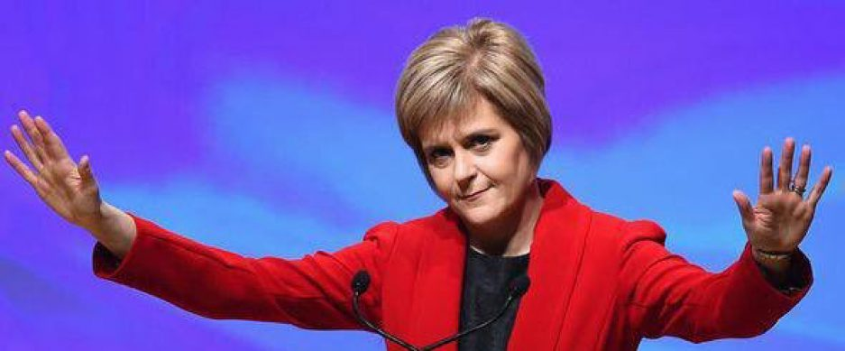 """Well worth a read: Woman up! In praise of Nicola Sturgeon by @wordspinister https://t.co/L5fMZx01Ms  #womenwrites https://t.co/4TGxoBTHTk"""""""