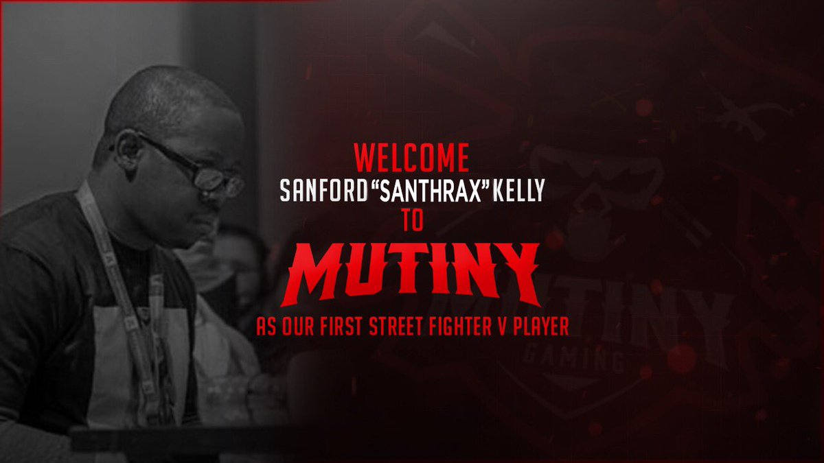 We're excited to announce our first #SFV Player @SanfordKelly who will be attending @EVO. Welcome to the #MutinyFAM https://t.co/IPqHec0Ydf