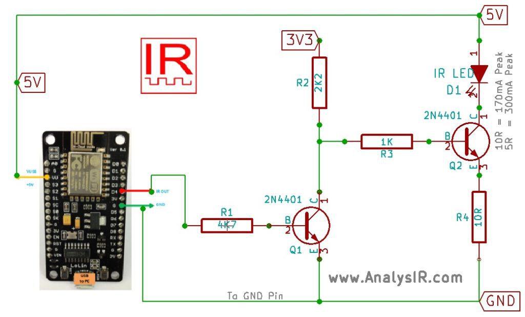 IRLib Tutorial part 4: IR Remote Mouse CYs Tech Talk