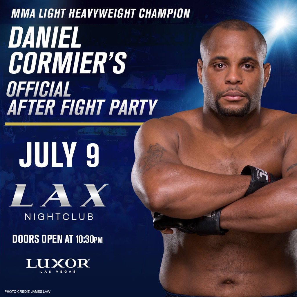 Don't miss @dc_mma Official After Fight Party @LAX_Nightclub following #UFC200 !! #ufcfightweek https://t.co/2VTvrB1MJT