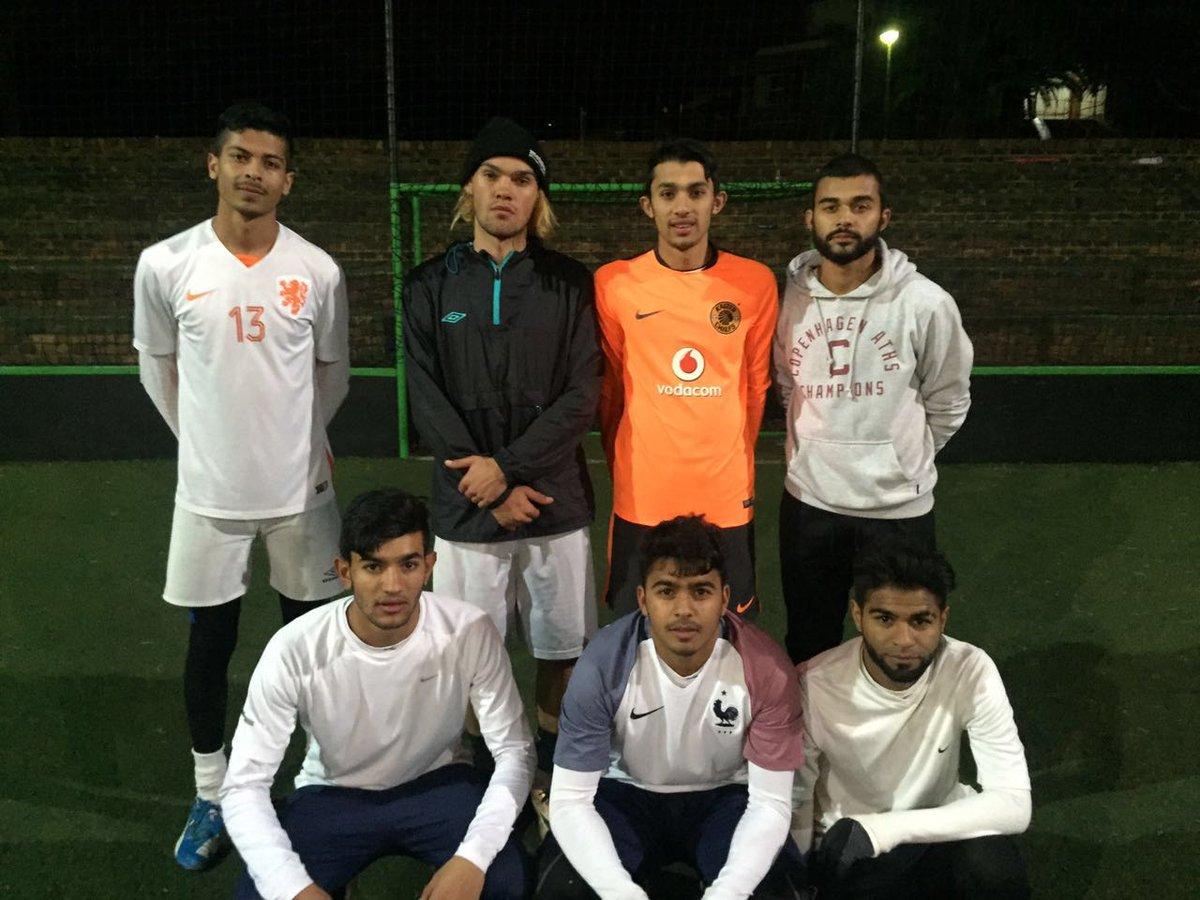 Congrats to Team Athletico on winning our week 4 Ramadan Tournament. #fortheurbanathlete #ramadan #5aside #jhb