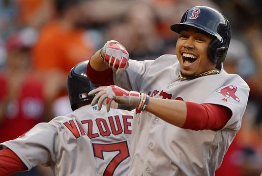 .@OvertonMNPS grad Mookie Betts named starter for American League All-Star team https://t.co/ge7xKzFBJD https://t.co/MJpYgM9U8h