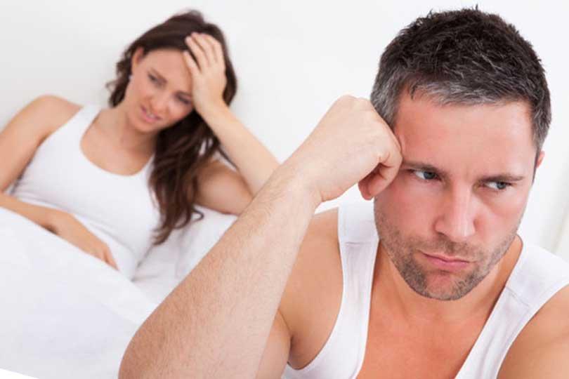 Как избавиться от психологической импотенции