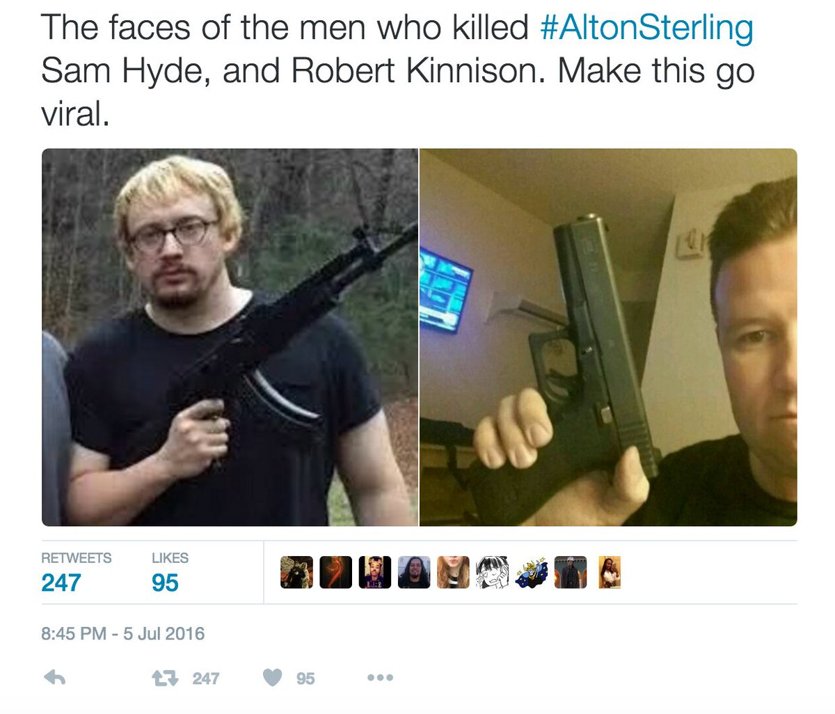 Brandon Wall On Twitter Trolls Are Back At It Pointing To Sam Hyde For The Death Of Altonsterling Evergreen Hoax Https T Co Hmky43bbu7 37,301 likes · 40 talking about this. brandon wall on twitter trolls are