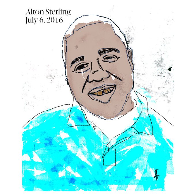View image on Twitter BLM's New Patron Saint Sterling: Child Rapist, Domestic Abuser, Bloods Gangbanger & Deadbeat Dad