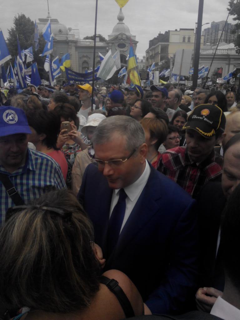 Гройсман встретился с руководством протестующих профсоюзов. Нашли общий язык, - пресс-секретарь премьера - Цензор.НЕТ 9193