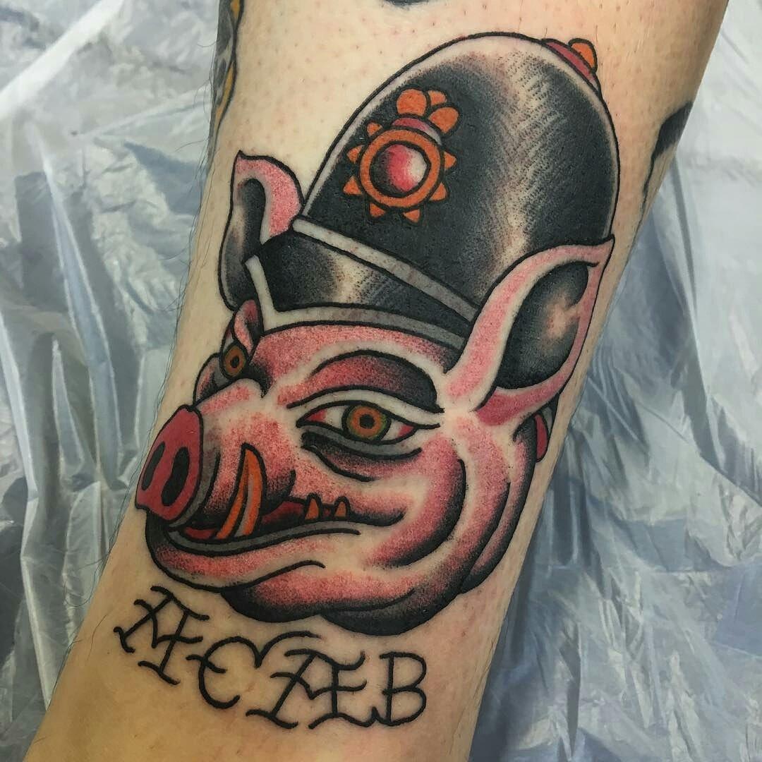 Northside Tattooz On Twitter Tattoo By Lewis Parkin