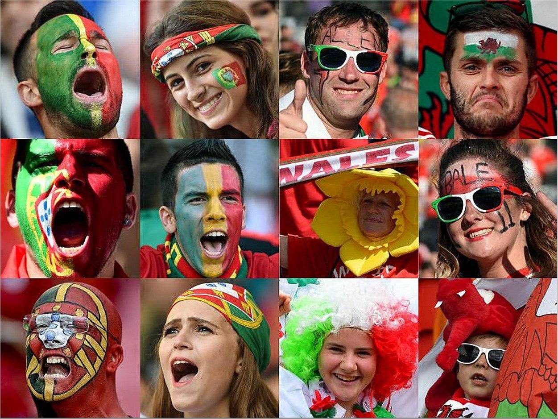Португалия - Уэльс. Как это было - изображение 23