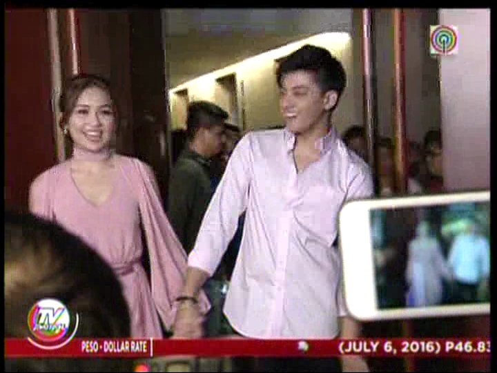 #TVPatrol KathNiel, exclusively dating na | @iammarielozano https://t.co/ChAWzFCLKy