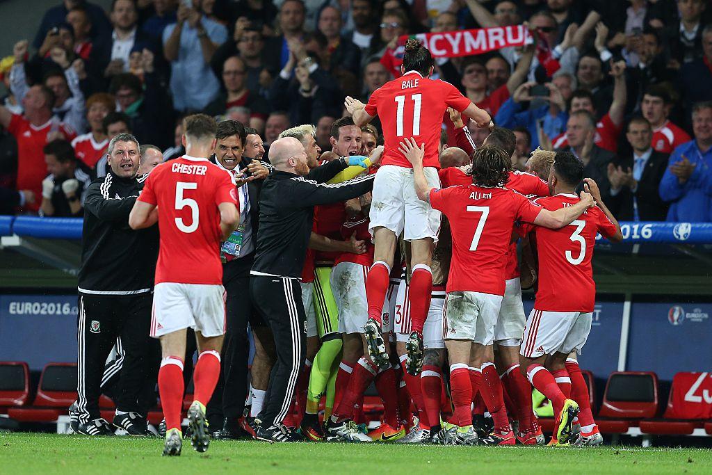 Португалия - Уэльс. Как это было - изображение 16